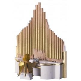 Neuheit 2014 - Engel an der weißen Orgel