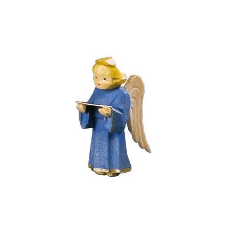 Engel Claudia mit Notenblatt