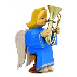 Engel Johanna mit Tuba