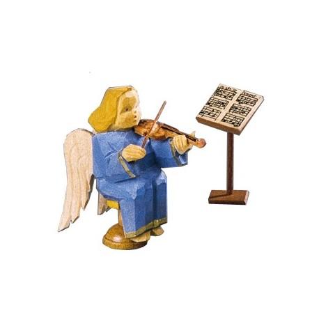 Engel Silvia mit Geige