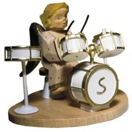 Engel am Schlagzeug