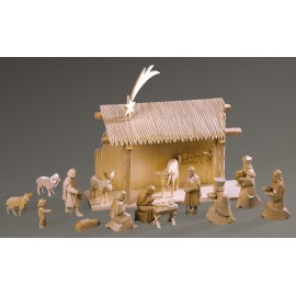 Christi Geburt - natur