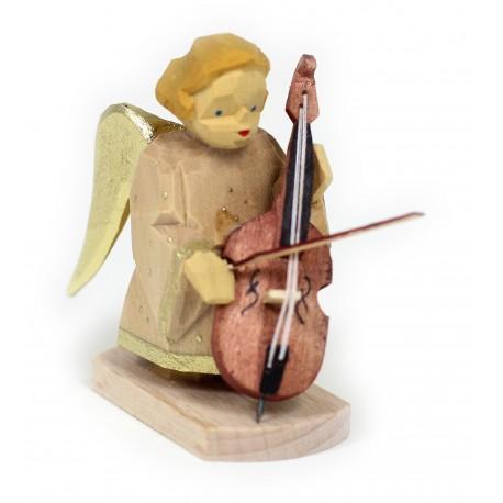 Engel mit Notenblatt