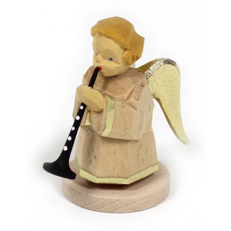 Engel mit Klarinette